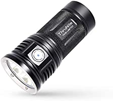 ThruNite TN36 Limited Version 11000 Lumen CREE XHP 70B LED Powerful Floody Flashlight, with ThruNite Batteries Included...