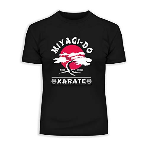 Miyagi DO Karate Bonsai Tree T-Shirt Karate Kid artes marcia