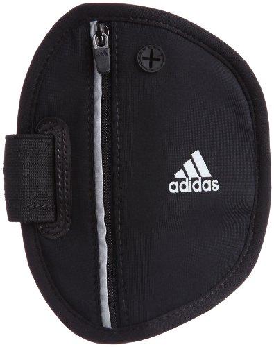 adidas Armtasche Run Arm Pocket - Reflector de Running, Color Multicolor, Talla 0.8 x 12 x 14.5 cm
