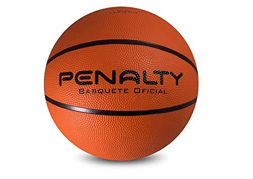 Bola Basquete Playoff IX Penalty 78 cm Laranja