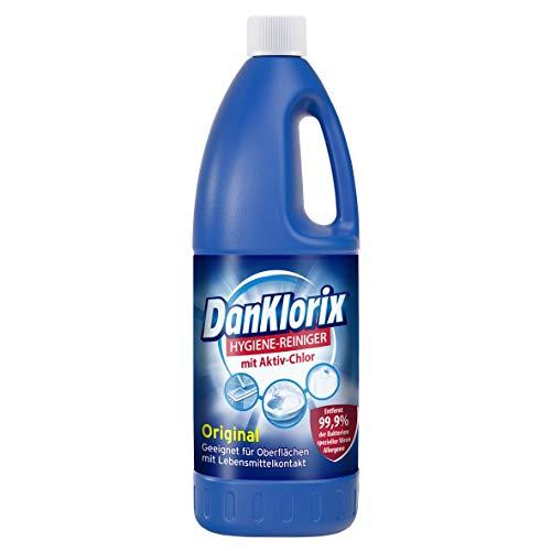 DanKlorix Hygiene-Reiniger mit Chlor, 1,5 L