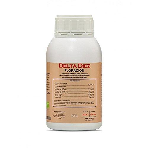 CANNABIOGEN Abono para la floración Delta 10 Diez® (500ml)