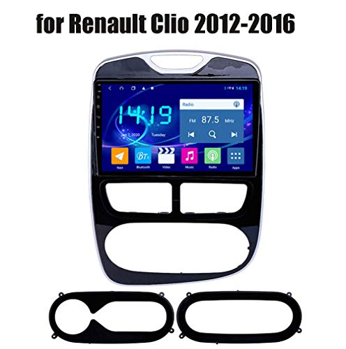 Android Car Stereo Radio Double DIN Sat Nav para Renault Cli