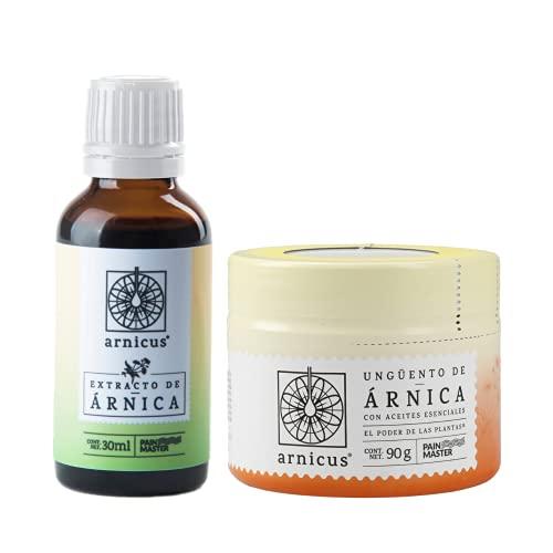 Arnicus, extracto de árnica 30 ml (Extracto y ungüento)