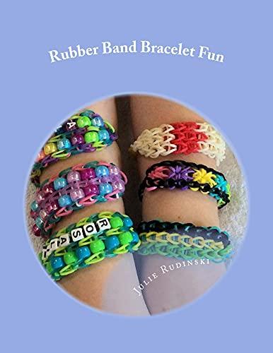 Rubber Band Bracelet Fun (English Edition)