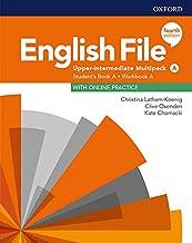 English File: Upper-Intermediate: Student's Book/Workbook Multi-Pack A