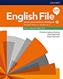 English File 4th Edition Upper-Intermediate. Student's Book Multipack A (English File Fourth Edition)