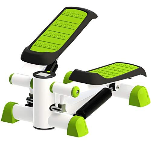 Find Bargain Portable Twist Stair Stepper Adjustable Resistance, Under Desk Stair Stepper Exercise E...