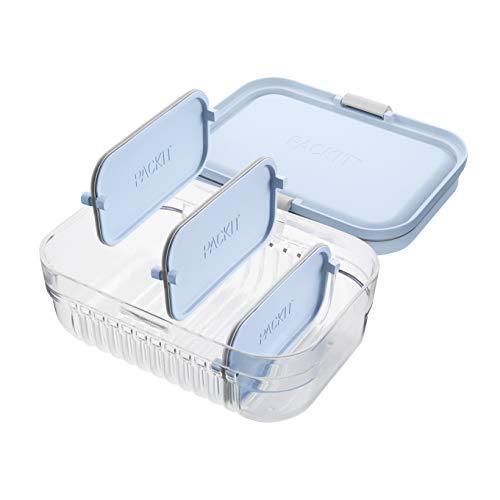 PackIt Mod Lunch Bento - Recipiente para almacenar alimentos