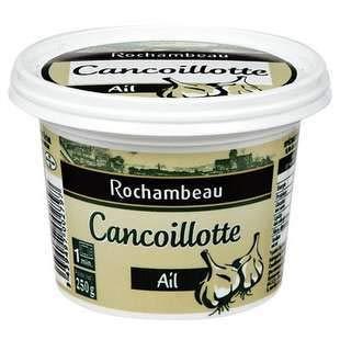 ROCHAMBEAU Knoblauch AIL CANCOILLOTTE Käse 250 g