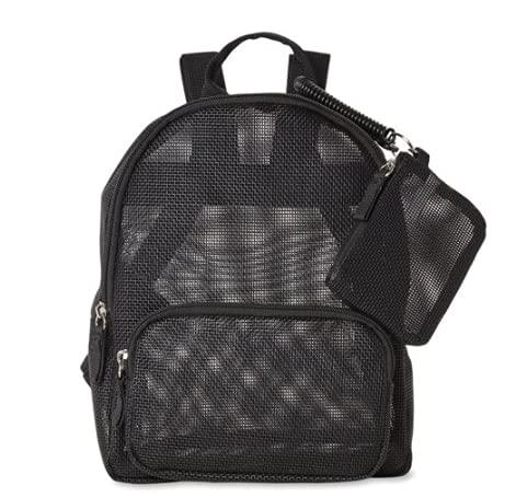 Beach Mini Mesh Backpack