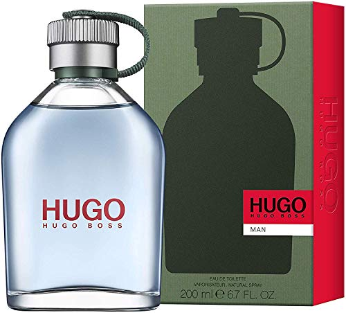 Hugo Boss Eau De Toilette Natutral Spray, 6.7 Fl Oz