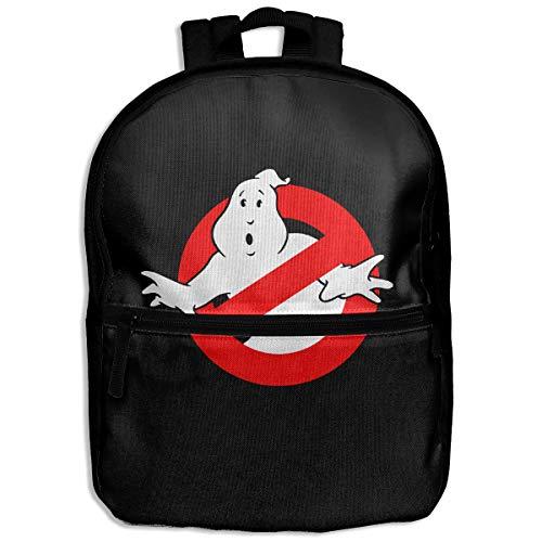 Kinder Rucksack Geek Ghostbusters Schule Wandern Reisen Schultertasche Kindertaschen Daypack für Jungen Mädchen