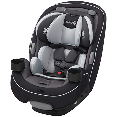 Safety 1ˢᵗ Grow and Go All-in-One Convertible Car Seat, Carbon Ink