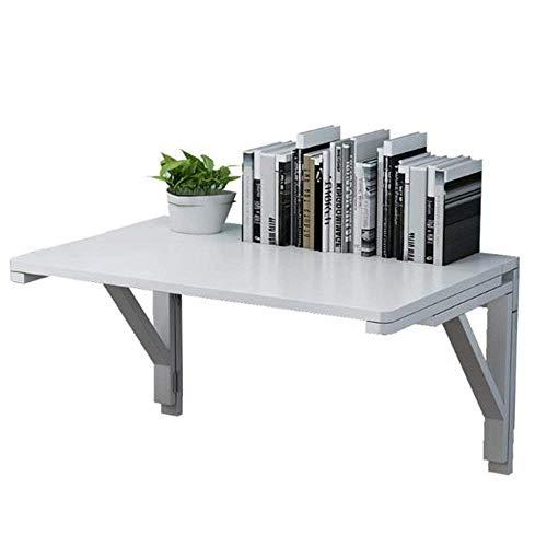 家具の装飾ダブルブラケットウォールテーブル壁掛けテーブル折りたたみテーブル壁に無垢材ウォールテーブルコンピューターダイニングテーブルブックテ