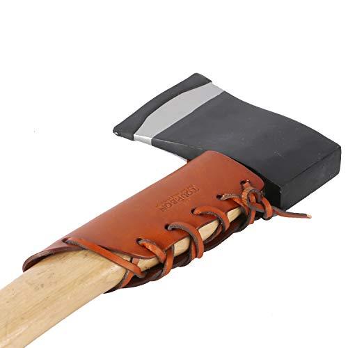 TOURBON-Schutzhülle für Lederwerkzeuge für Hammer, Axt, Sichel usw.