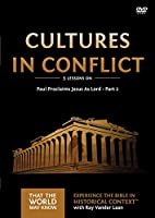 Cultures in Conflict Video Study: Paul Proclaims Jesus As Lord [DVD]