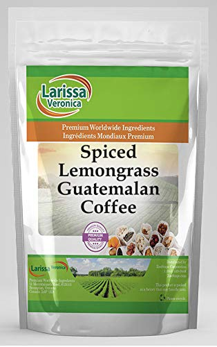 Spiced Lemongrass Guatemalan Coffee Sales results No. 1 Gourmet Naturally Oakland Mall Flavored