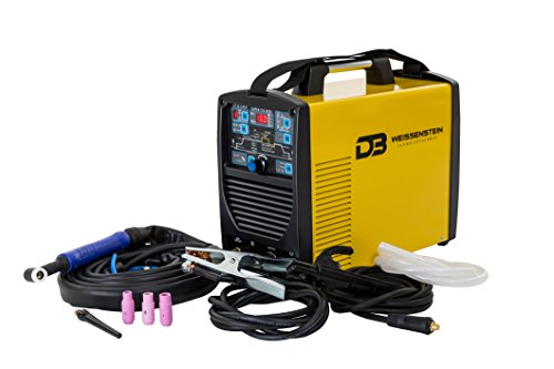 Schweißgerät Inverter AC/DC/WIG/TIG/MMA 200A +HF-Zündung