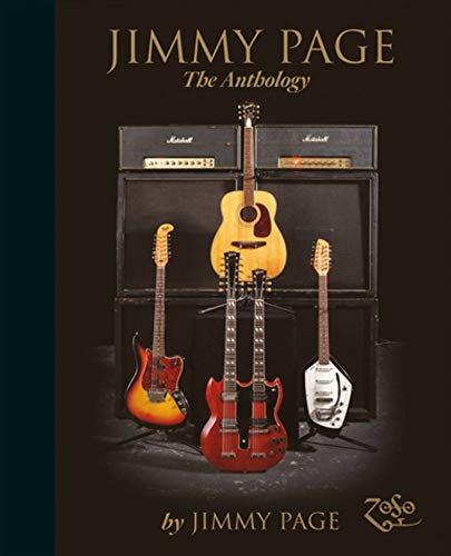 Compare Textbook Prices for Jimmy Page: The Anthology  ISBN 9781905662616 by Page, Jimmy