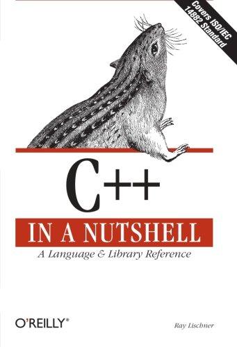 C++ in a Nutshell