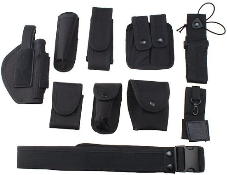 Modular Equipment System Belt For Security & Police by Bargain Crusader