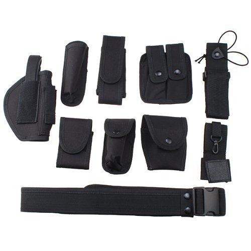 Bargain Crusader Modular Equipment System Belt for Security & Police