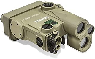 Steiner 9016 DBAL-A4 Dual Beam Aiming Laser - Advanced 4, Green Laser, Desert Sand