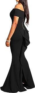 Best black mermaid dresses Reviews