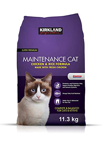 Alimento para gatos Super Premium Maintenance Kirkland Signature