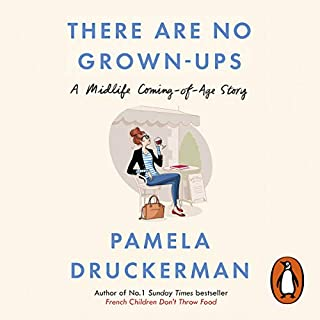 Couverture de There Are No Grown-Ups