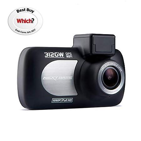 Nextbase 312GW – Full HD 1080p Dashcam Auto-Kamera
