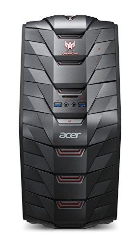 Acer Predator G3-710 - PCs/Workstations (64-bit, HDD+SSD, Intel Core i5-6xxx, DVD±RW, Schwarz, NVIDIA GeForce GTX 950)