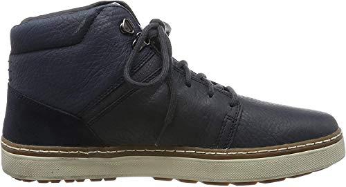 Geox Herren U MATTIAS B ABX A Chukka Boots, Blau (Navy C4002), 43 EU