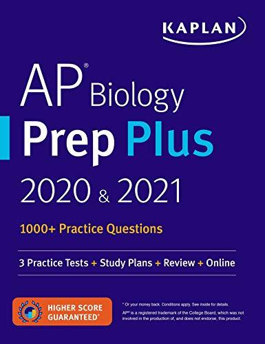Best ap bio test prep book