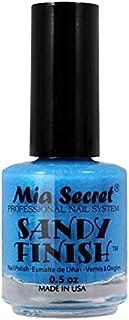 Mia Secret Sandy acabado esmalte de uñas azul 15ml