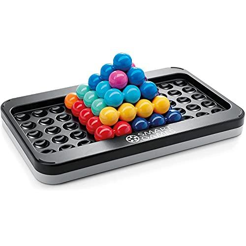 Oferta de smart games IQ Puzzler Pro XXL, Puzzle Logica, Rompecabezas Niños Extragrande, Juegos Infantiles, Juguetes educativos, Regalos Divertidos, Multicolor (SmartGames SG455XL)