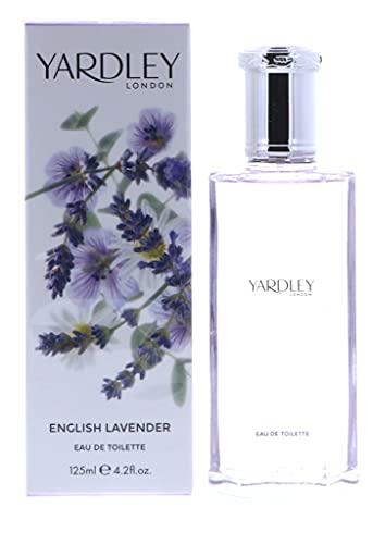 English Lavender by Yardley London Eau De Toilette Spray 4.2 oz for Women