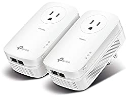 top rated TP-Link AV2000 Power Line Adapter – 2 Gigabit Ports, Ethernet Overpower, Plug and Play, Power Saving Mode,… 2021
