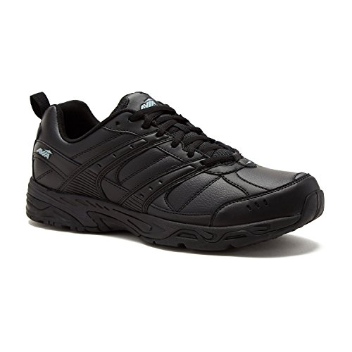 Avia Mens Peter Training Training Sneakers Shoes Casual - Black - Size 11 D