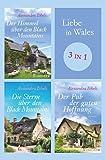 Liebe in Wales: Drei Romane in einem Bundle