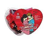Kit DIA DOS NAMORADOS prazer sexual kit erotico Romance 10 Itens SEXY SHOP DELIRIOSS