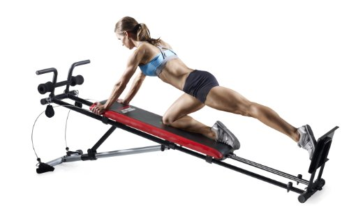 Product Image 12: Weider Ultimate Body Works Black/Red, Standard