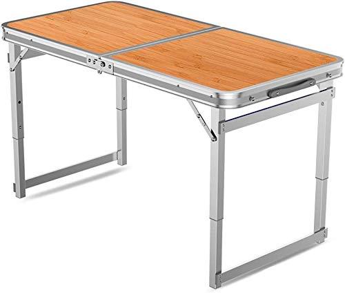 WYBD.Y Mesa de Pared Mesa y sillas Plegables portátiles - con Asas...