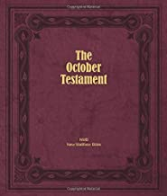 The October Testament: The New Testament of the New Matthew Bible