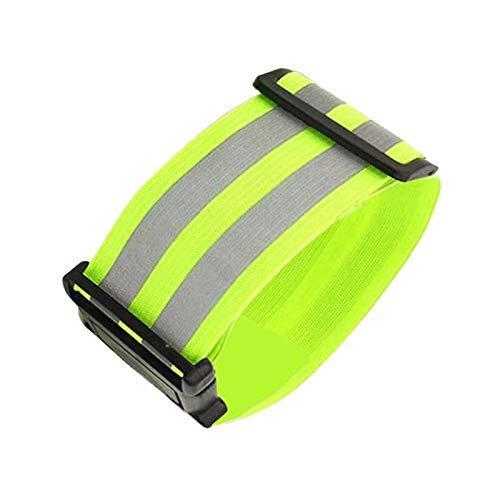 Reflektierendes Elastisches Armband Elastisches Material Für Den Bund, Verwendet Für Sicheres Laufen, Joggen, Gehen, Radfahren, Radfahren, Sicherheitsgurt Sicherheitsausrüstung Für Kinder, Erwachsene