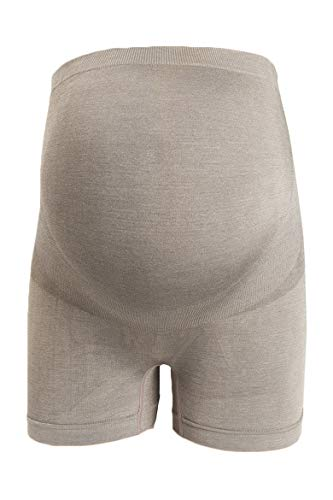 Awaye Anti-Radiation Maternity Clothes High Waisted Panties Silver Fiber Soft Underwear for Pregnant Women