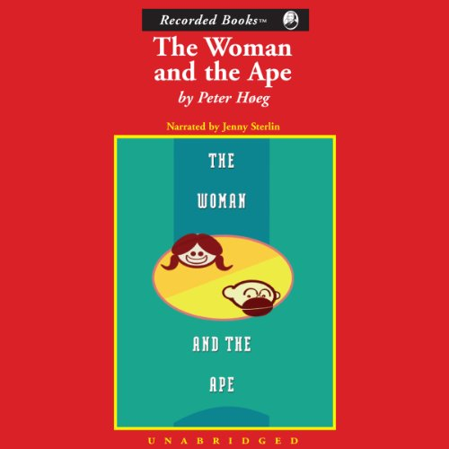 The Woman and the Ape audiobook cover art