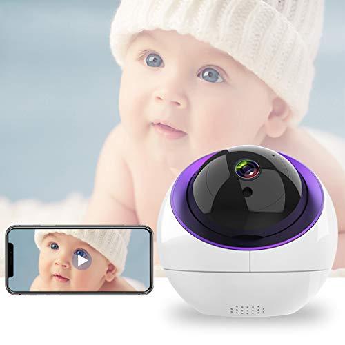 TSAR003 Video Baby Camera Baby Webcam 1080P Baby Monitor con WiFi Cámara IP IR Visión Nocturna Audio Bidireccional Alarma Sleeping Security CAM