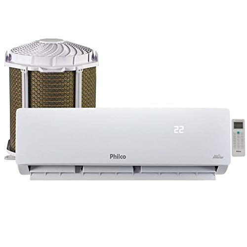 Ar Condicionado Split Philco Inverter 12000 Btus Frio 220V PAC12000ITFM9W